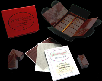 Fortunato No. 4 - The Worlds Rarest Chocolate
